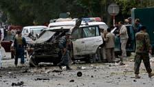 Afghan presidential front-runner Abdullah escapes blast
