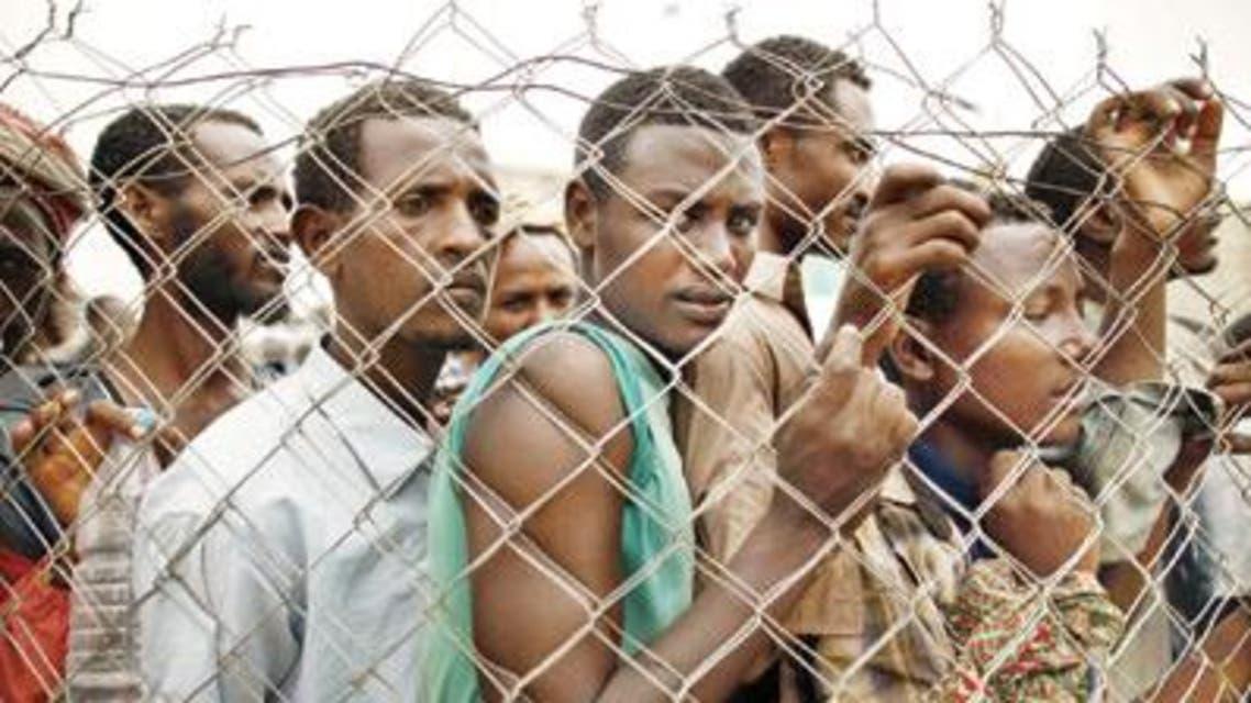 مهاجرون افارقة في اليمن
