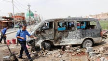Officials: attacks kill 13 people in Iraq