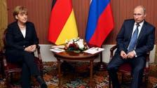 Merkel and Putin discussed Ukraine, says German spokesperson