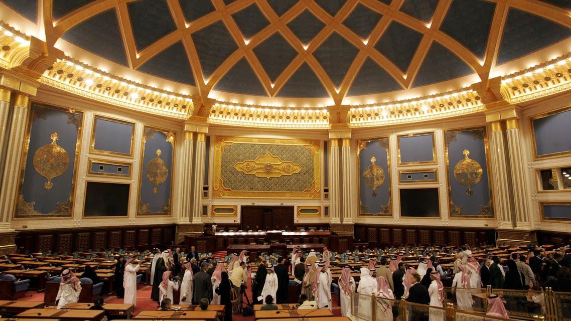 saudi shoura council reuters