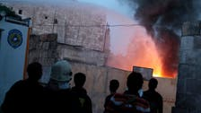 Barrel bombs risk becoming answer to insurgency