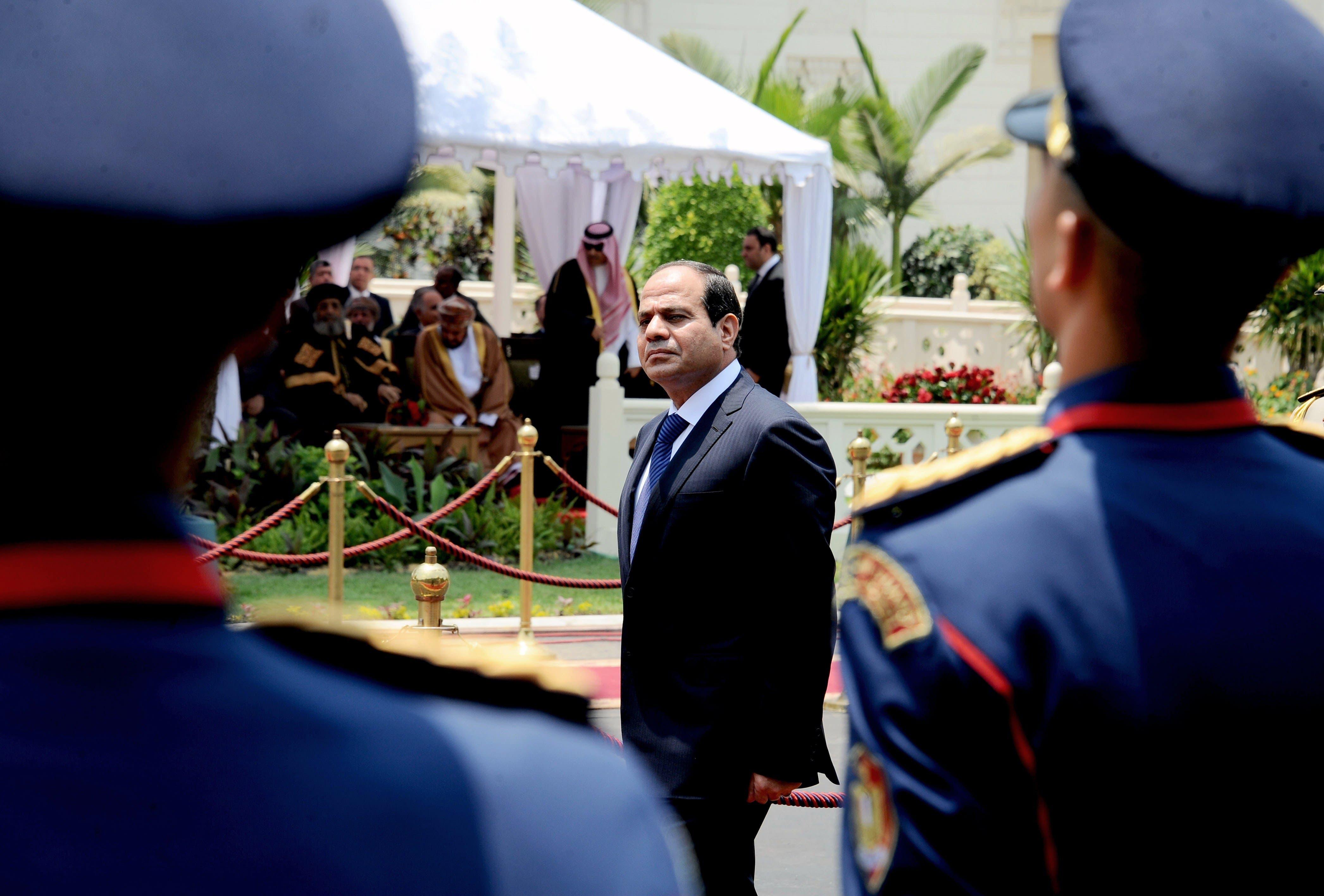 Egypt's new president: Abdel Fattah al-Sisi