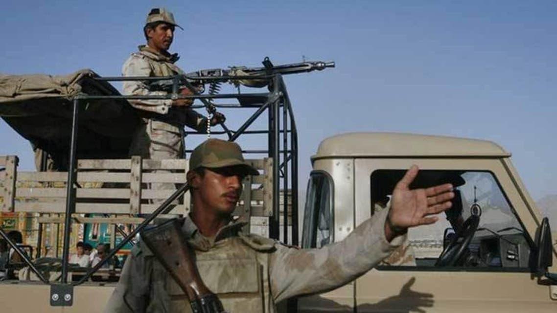 Pakistani forces
