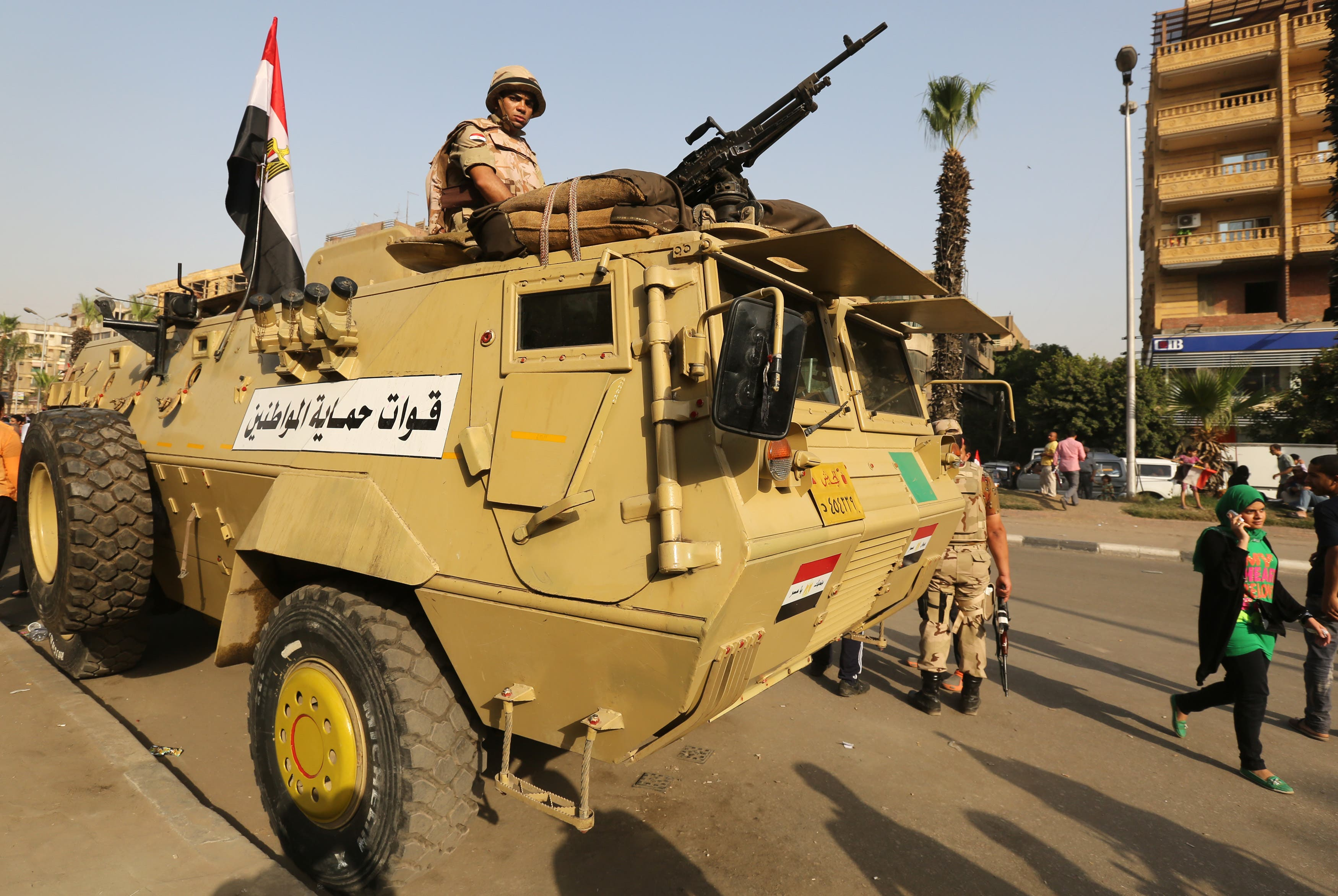 egypt security reuters