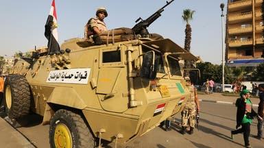 """مصر: """"مخابرات دولية"""" تقف وراء مقتل جنود الفرافرة"""