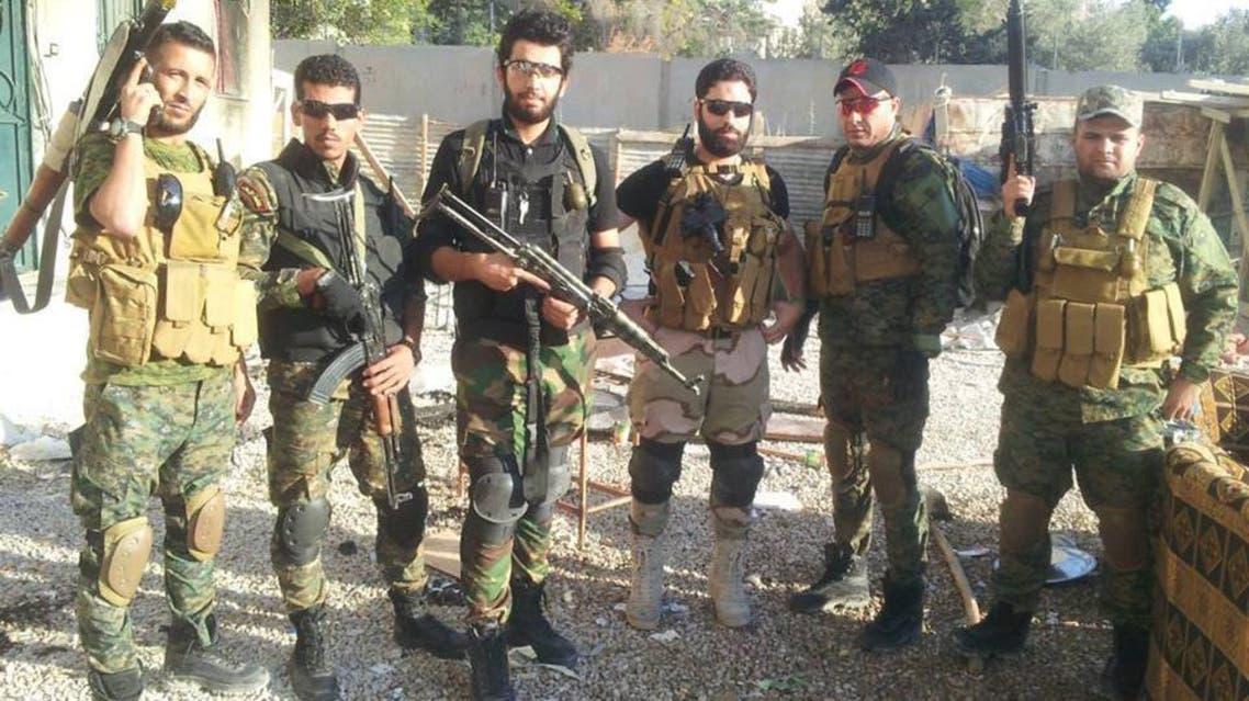 مقاتلين من حزب الله في سوريا شيعة ميليشيات