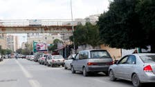Libyans queue for petrol, state firm blames security problems