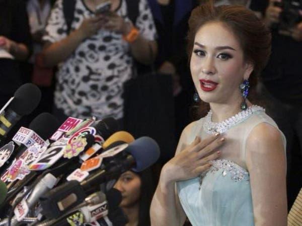 """ملكة جمال تايلاند تتنحى بعد وصفها بـ""""البدينة"""""""