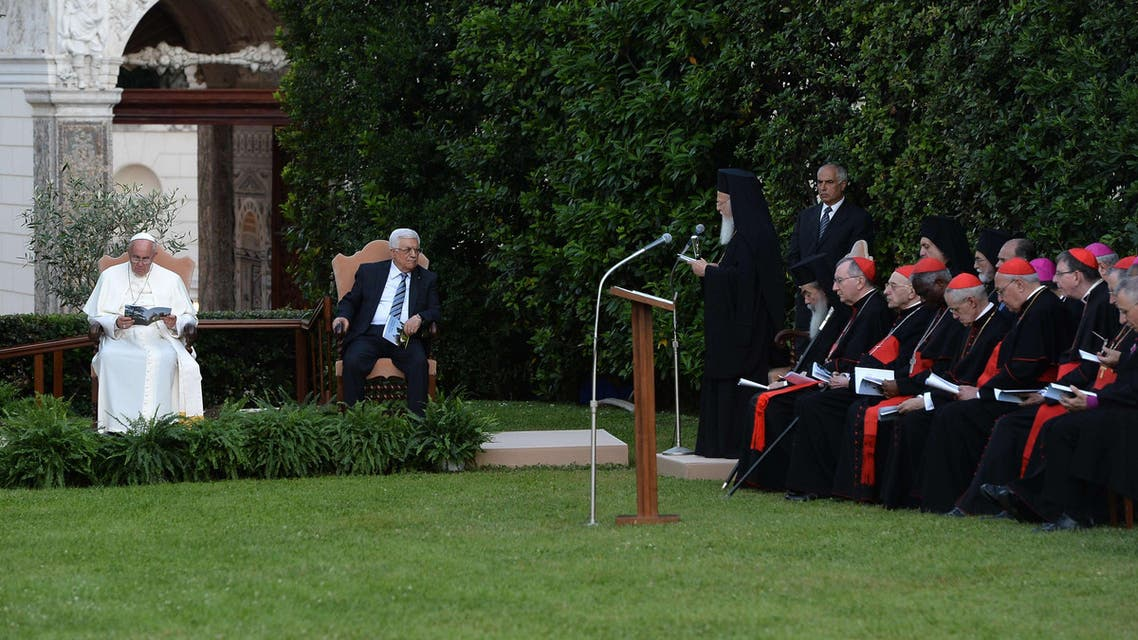 Pope Francis Vatican AFP
