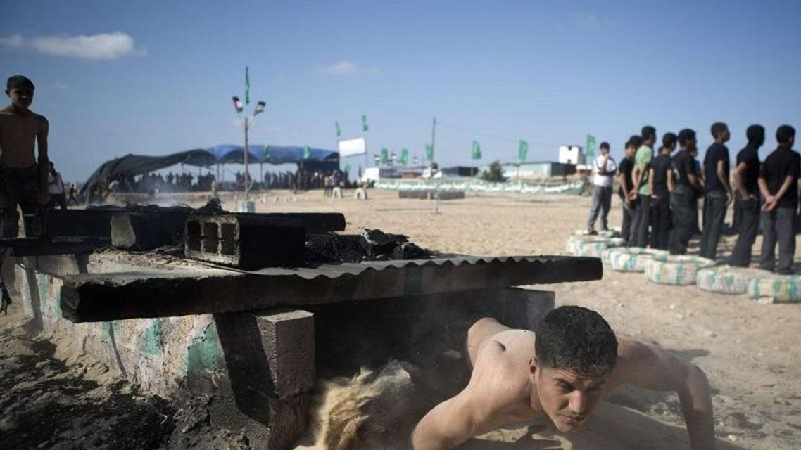 At the Hamas summer camp