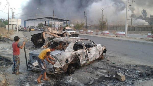 """داعش يسيطر"""" على نينوى [الأرشيف] - منتديات الكنيسة"""