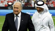 Blatter slams 'racist' British media over Qatar