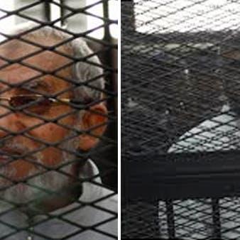 بتهم التخابر مع حماس.. حكم نهائي بالمؤبدلقادة الإخوان