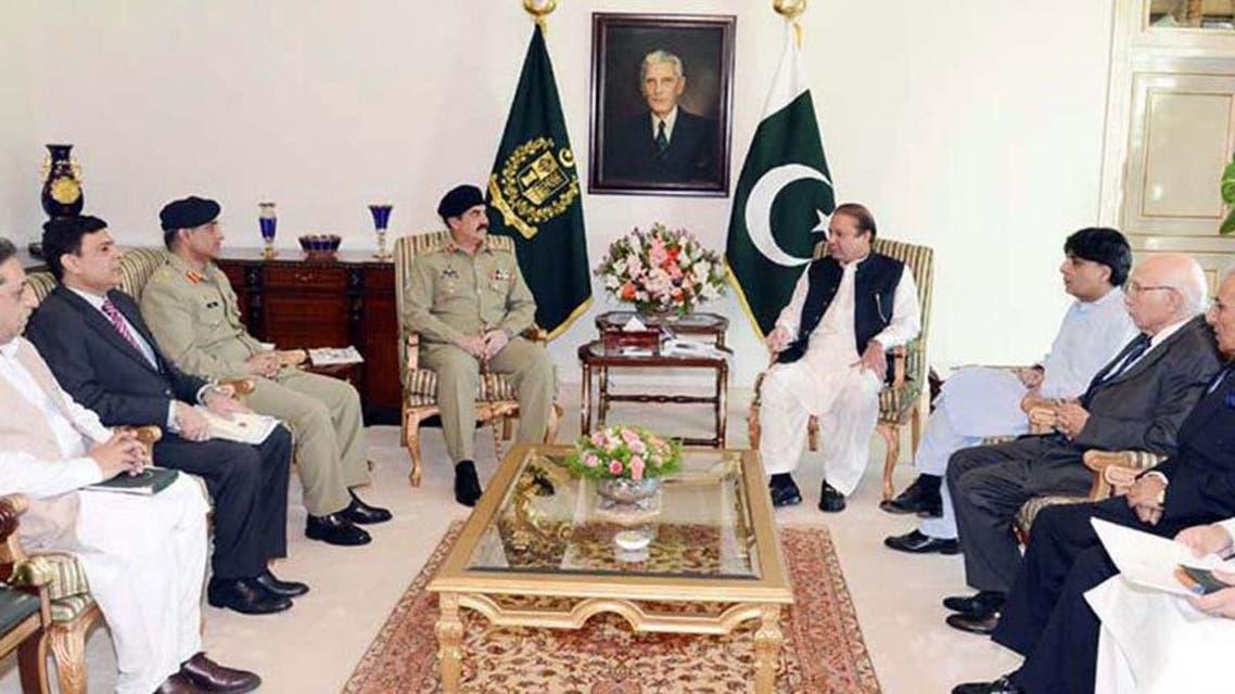 PM Pakistan Meeting
