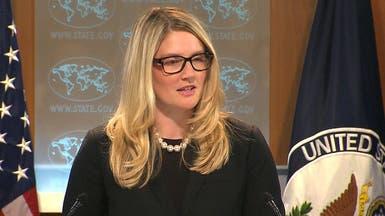 """واشنطن: لا خطط للتنسيق مع إيران لمواجهة """"داعش"""""""