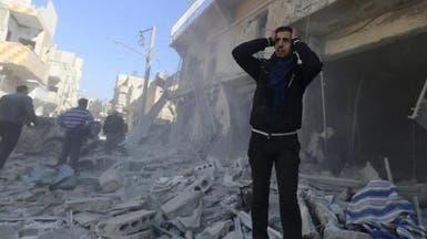 داعش والنصرة يهجران 130 ألف شخص من دير الزور