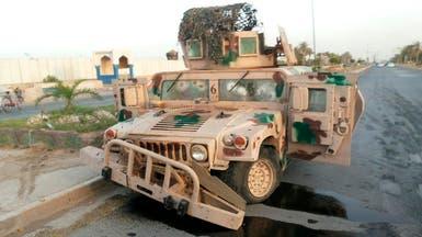 الجيش العراقي ينسحب من الحدود مع سوريا غرب الأنبار