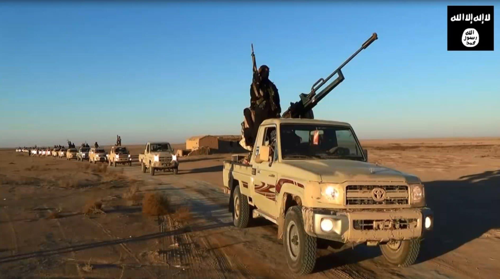 iraq ninevah AFP