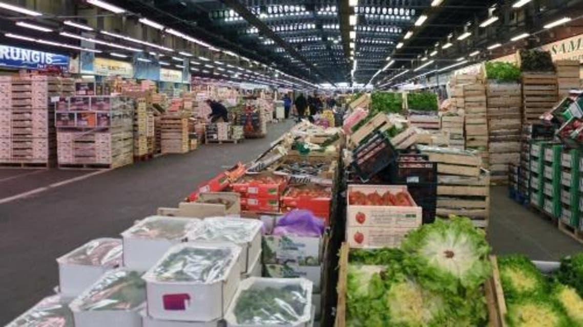 سوق الخضار في السعودية