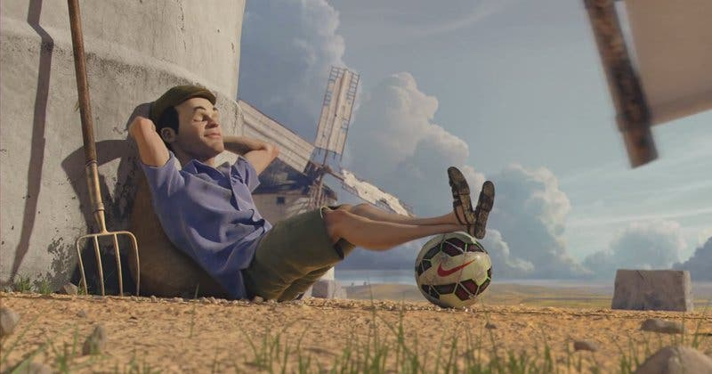 Iniesta World Cup Nike YouTube