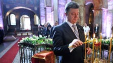 Ukraine president ready for talks if pro-Russia rebels lay down arms