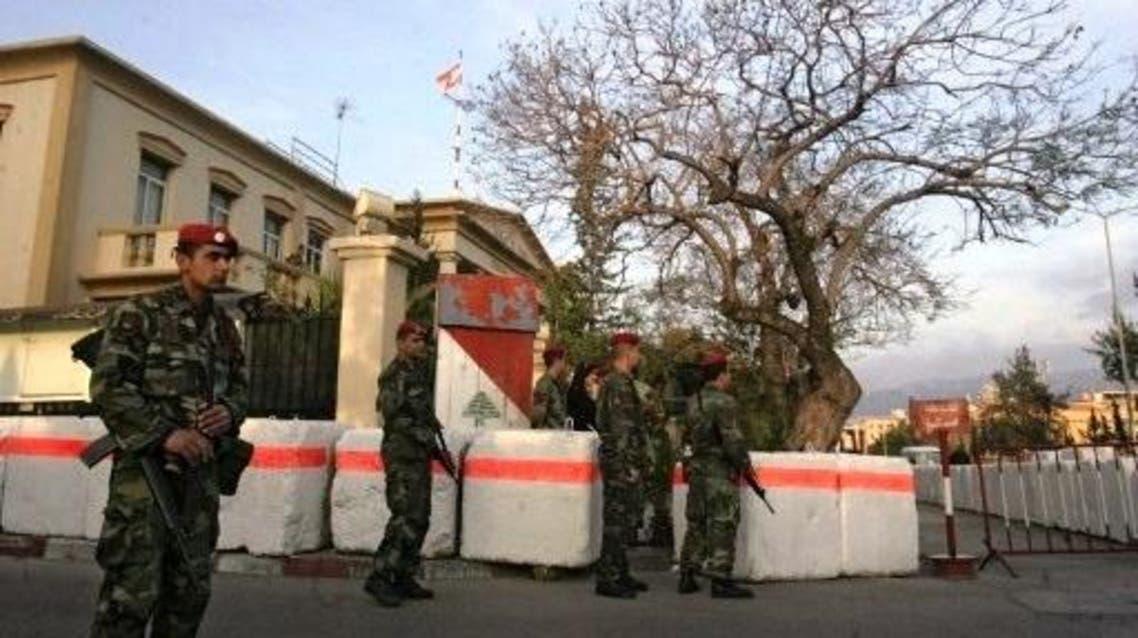 لبنان جنود محاكمة