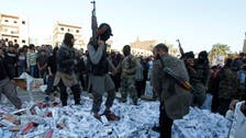 Syria Islamist militants pause and reinforce from Iraq
