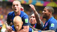 Dutch sweep to stunning 5-1 win over Spain