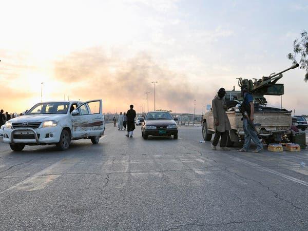 حدود العراق مع سوريا في قبضة المسلحين