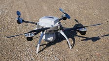 Future of reporting? Arab news outlet sends drone to get the scoop