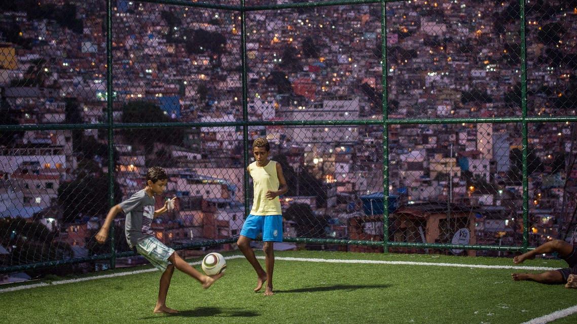 World Cup fever grips Brazil