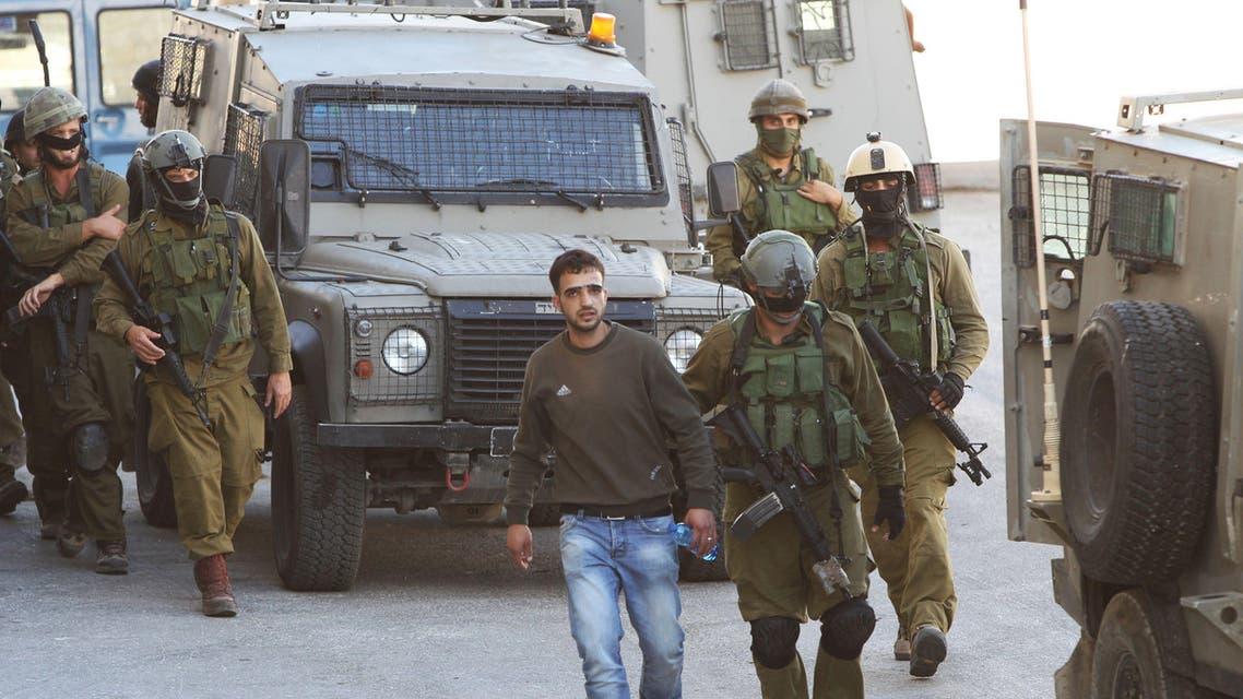 West Bank AFP