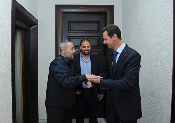 President Bashar Assad Syria 24 Facebook