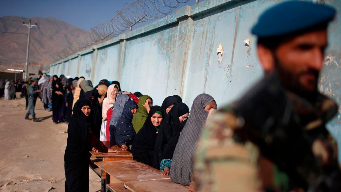 afghanistan vote reuters