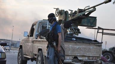 انسحاب قوات المالكي من معبر طريبيل الحدودي مع الأردن