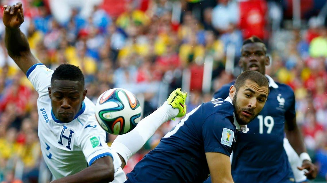 كلاكما جزائريين بالأصل . .أفعلها ياكريم مثل زيزو
