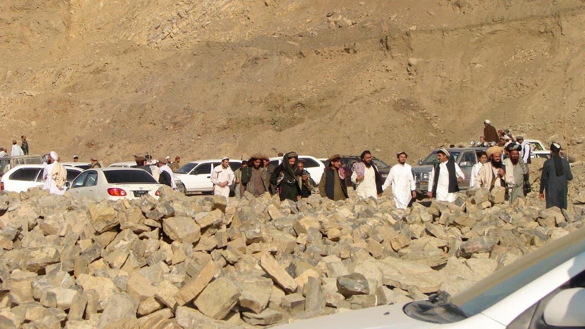 Taliban Pakistan flee AFP