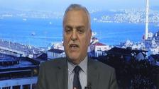 Fugitive ex-VP Tareq al-Hashimi dubs Iraq's crisis as 'Arab Spring'