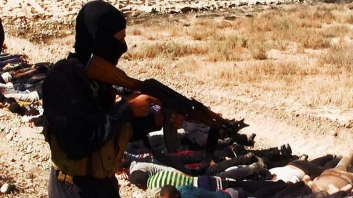داعش يعدم العشرات بالرصاص في صلاح الدين في العراق