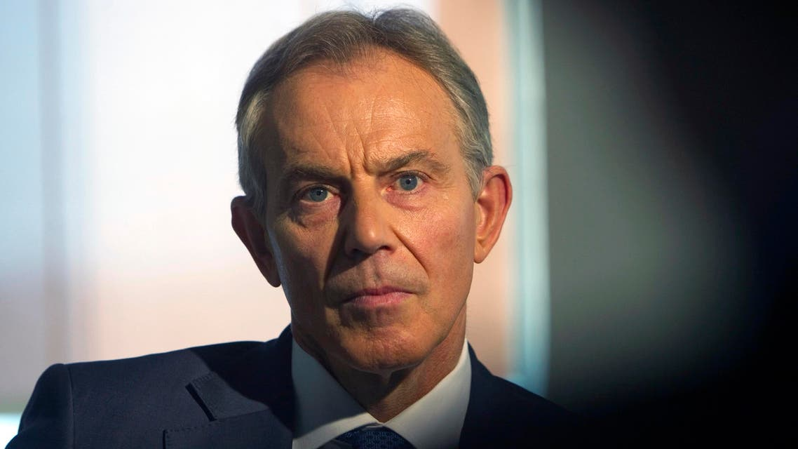 tony blair reuters