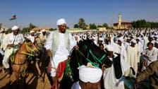 Sudan frees jailed opposition leader al-Mahdi