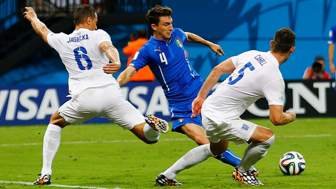 world cup england vs italy