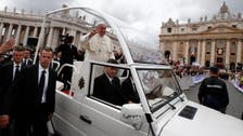 Pope warns gossiping priests, nuns to 'bite your tongue'