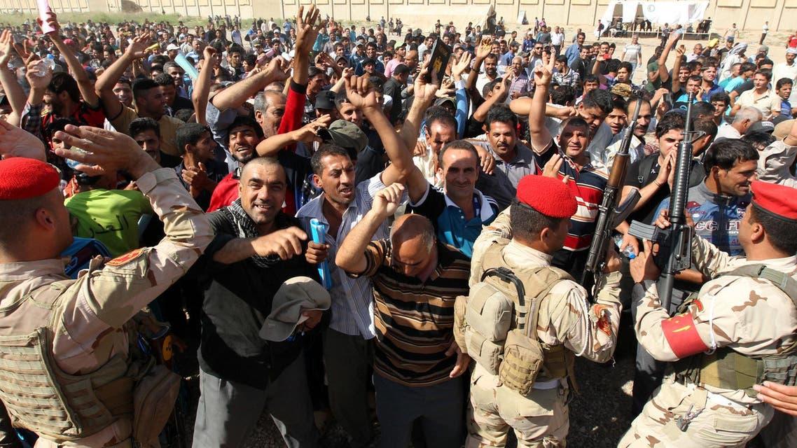Iraq Shiite Sunnis Jihadist AFP