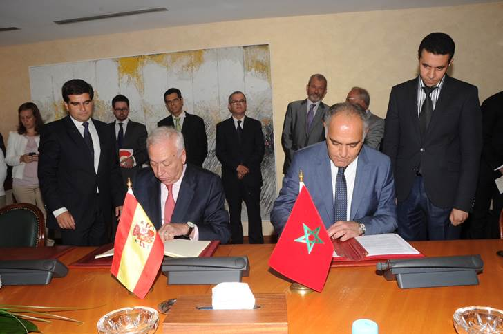 المغرب وإسبانيا يناقشان ملفات الأمن والهجرة والإرهاب
