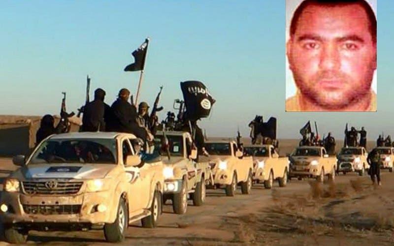 Abu Bakr al-Baghdadi ISIS chief