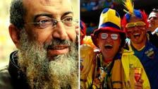 Soccer 'destroys nations,' says Egypt preacher