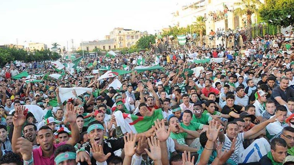 أحزاب المعارضة بالجزائر