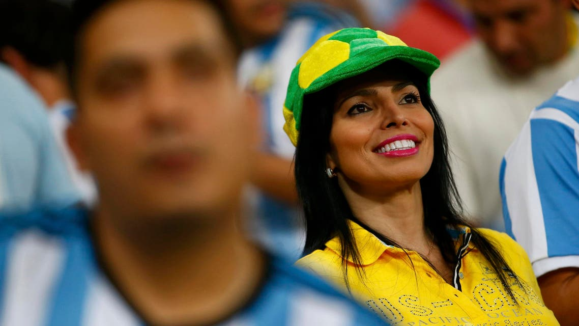 البرازيليون وسط الأرجنتينيين .. بحثاً عن المتعة